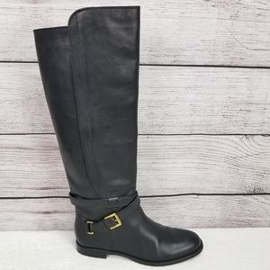 Coach Monique Style #Q1559 Leather Riding Boots …